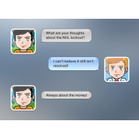 Chat User Interface