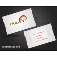 GunaChandra Business Card Template