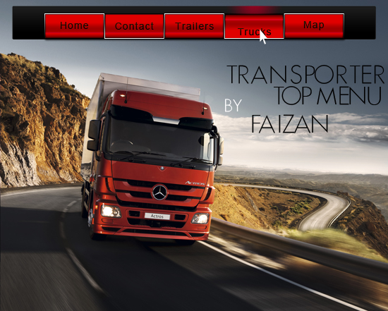 Transporter Web Menu Session 3 By FAIZAN HAIDER