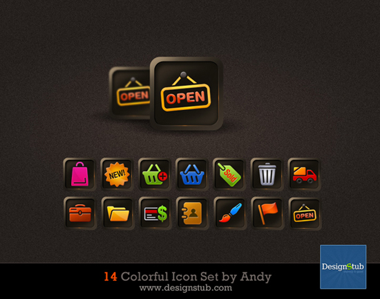 Web Icon Set 01