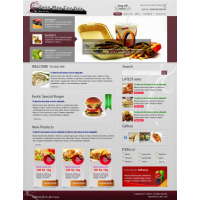 FMCG Site Template