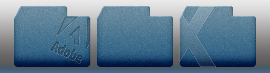 Denim Folders