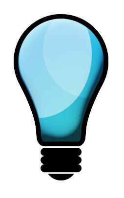 Blue Ligt Bulb