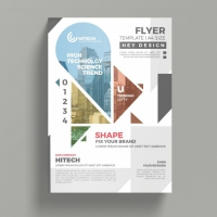 Creative Flyer Mockup