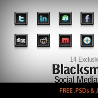 Blacksmith – 14 exclusive free Social Network