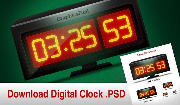 Download Digital Clock