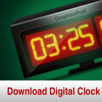 Download Digital Clock