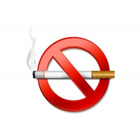 No-Smoking Sign PSD & Icons
