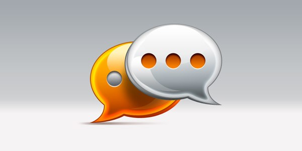 Comments / Speech Bubble Icon