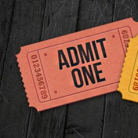 Admit-One Ticket Icons