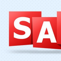 Red Sale Tag PSD