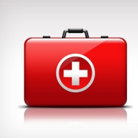 First-Aid Medical Kit Icon
