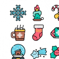 40+ Free Must Download Christmas Icon Pack