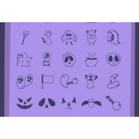 100 Terrifying Free Halloween Icons
