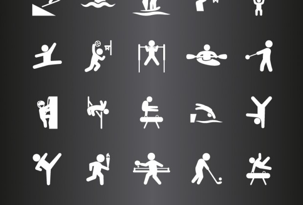 40 Free Sports Icons