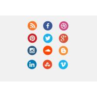 Circlular Free Social Media