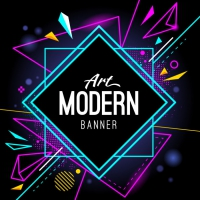 Modern Banner 2