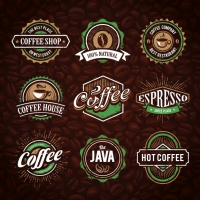 Coffee Logo Collection  2