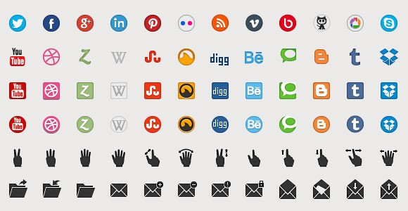 Beautiful Free PNG Icons