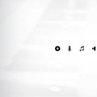 Music PSD Icon Set