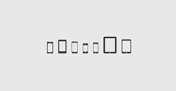 Mobile Devices Icons V 2.0 PSD
