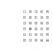 Layouts Icons