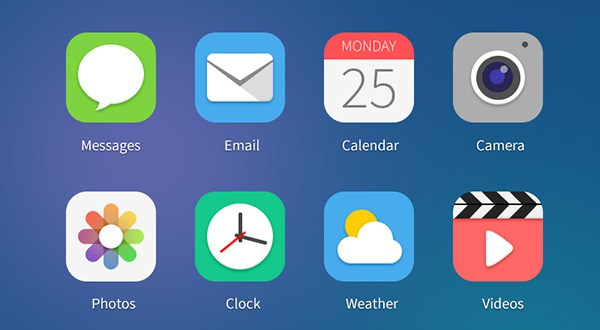 12 iOS7 Icon Concepts Vol.1