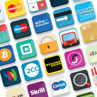 33 Tempting E-Commerce Icons