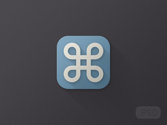 Free PSD CMD Icon