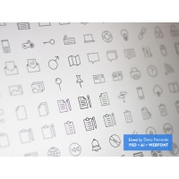 Linea – Line Icon Set