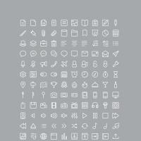 220 Glyph Icons