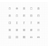Pixelvicon Icon Set (80 Icons, PSD, PNG, SVG, Webfont)