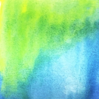 Multicolor Hand Painted Background