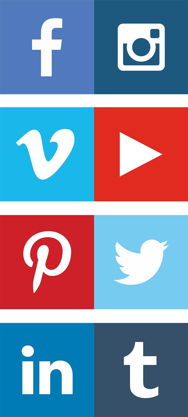 Free Social Media Vector Files