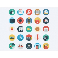 Freebie: Ballicons 2 Vol. 2 Free Version