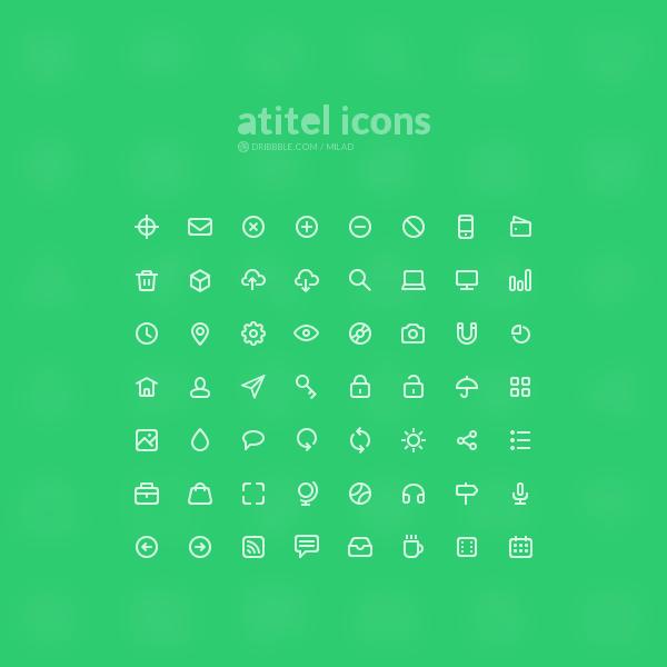 Free 56 High-Quality Icons