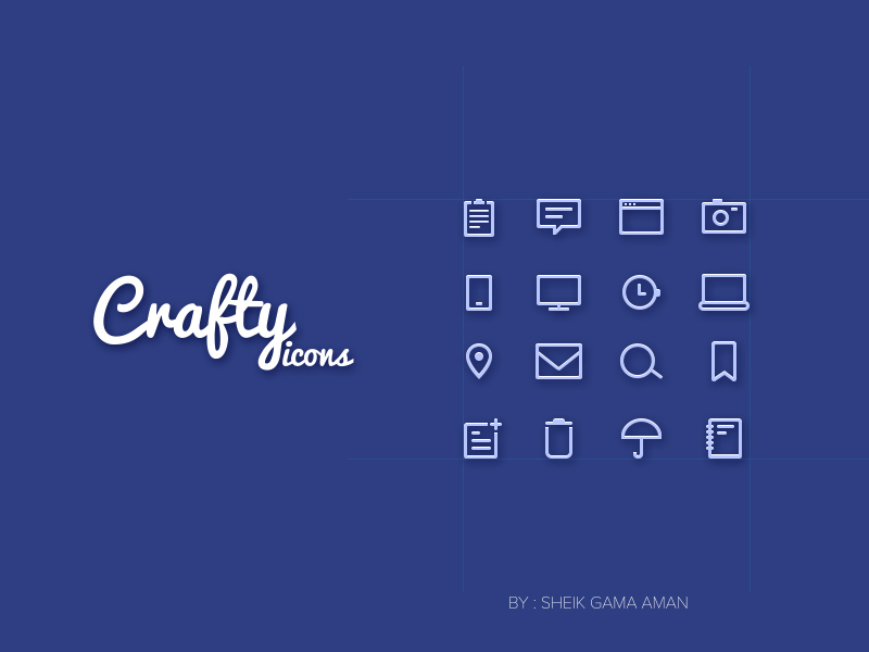 Craftyicons