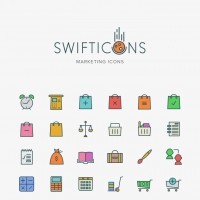 104×3 Marketing Swifticons