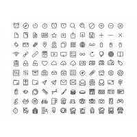120 Free Icons From RetinaIcons