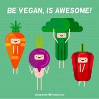 Nice Vegetable Characters