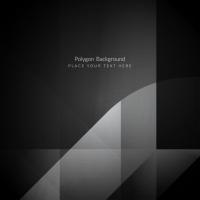 Elegant Grey Polygonal Background