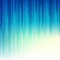 Technological Blue Bright Background
