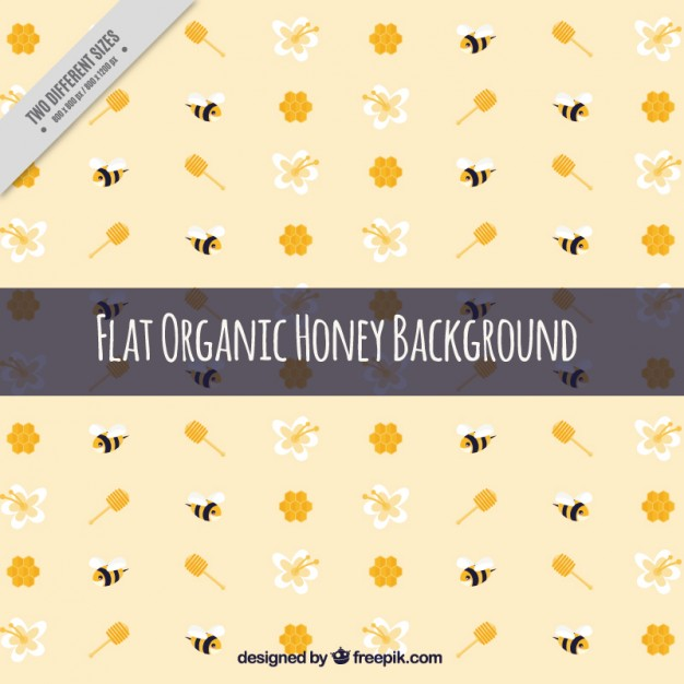 Beautiful Honey Background