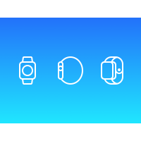 Apple Watch Illustrations