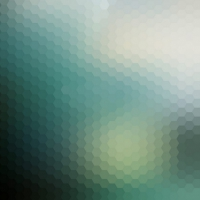 Unfocused Abstract Polygonal Background
