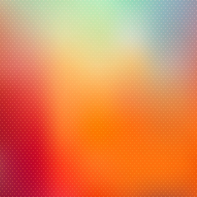 Abstract Bots Blur Background