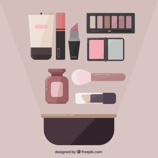 Various Beauty Elements