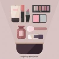 Various Beauty Elements