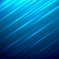 Blue Glowing Lines Background