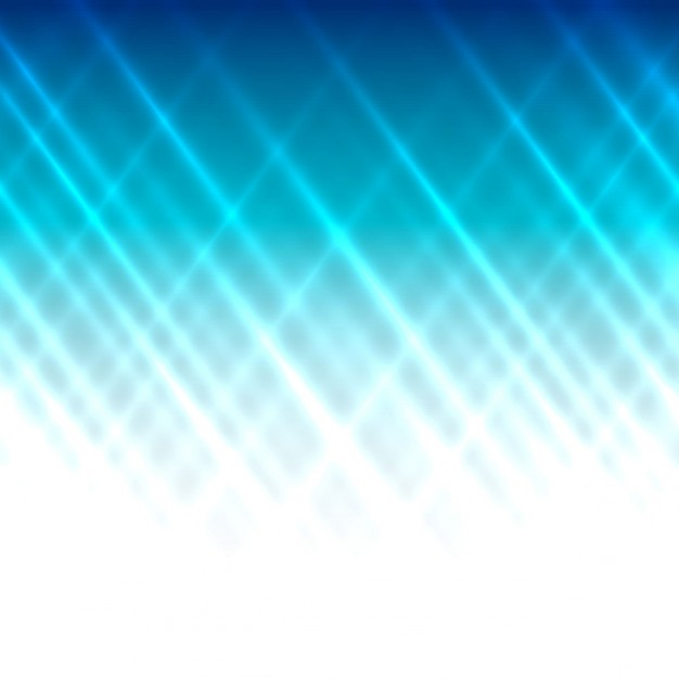 Blue Glowing Background